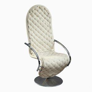 Chaise 1-2-3 System par Verner Panton pour Fritz Hansen