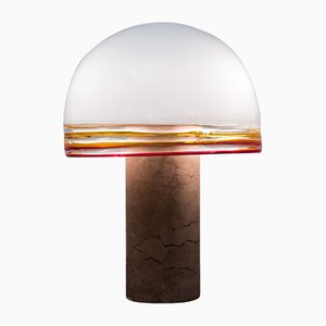 Italian Febo Table Light by Roberto Pamio & Renato Toso for Leucos, 1970s
