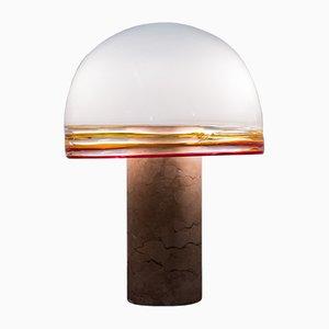 Italienische Febo Tischlampe von Roberto Pamio & Renato Toso für Leucos, 1970er