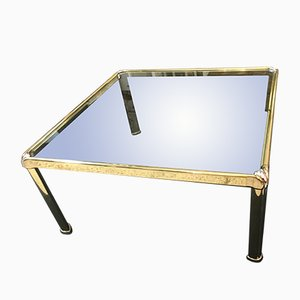 Brass Coffee Table from Liparini, 1980s
