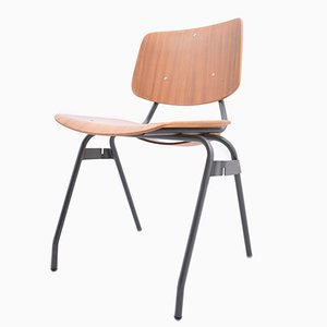 Side Chair by Kho Liang le for Car Katwijk, 1960s