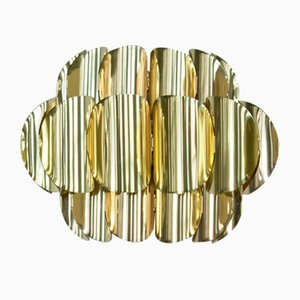Vintage Brass Sconce by Thorsten Orrling for Hans-Agne Jakobsson