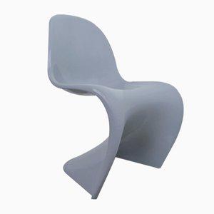 Panton Chair Classic Grise par Verner Panton pour Vitra, 1998