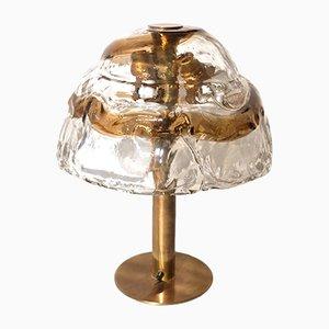Lámpara de mesa vintage de J.T. Kalmar para Franken KG