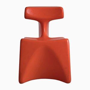 Vintage Zocker Stuhl von Luigi Colani für Top System Burkhard Lübke, 1970er