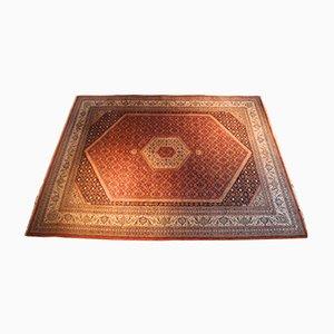 Orientalischer Vintage Teppich mit floralem Herati-Muster