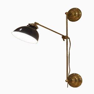 Industrielle Wandlampe, 1949