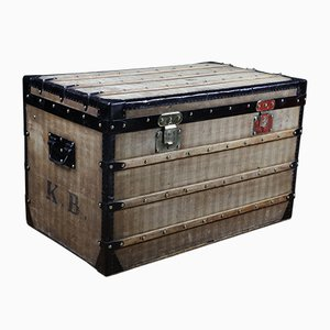 Model R2324 Striped Trunk by Louis Vuitton