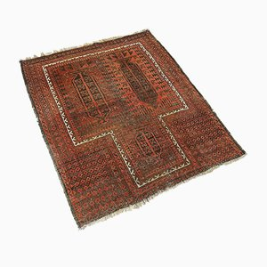 Hand-Knotted Rug, 1920s