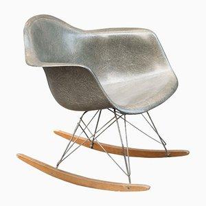 Mecedora vintage de Charles & Ray Eames para Herman Miller, años 50