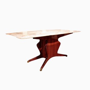 Tavolo da pranzo Mid-Century di Osvaldo Borsani per Atelier Borsani Varedo