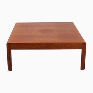 Table Basse Plexus en Teck par Illum Wikkelsø pour CFC Silkeborg, 1960s