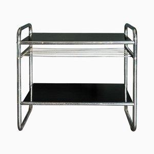 Table Console Vintage de Style Bauhaus
