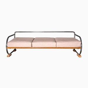 Art Deco Tagesbett von Gottwald