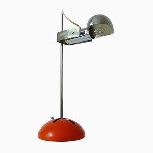 Lampada da scrivania T395 di Robert Sonneman per Luci Cinisello Milano, Italia, anni '70
