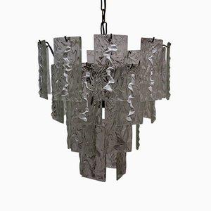 Kronleuchter aus Murano Glas von Carlo Nason für Mazzega, 1960er