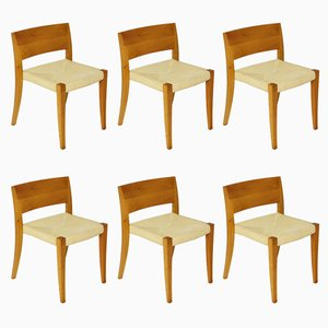 Dining Chairs from Molteni, 1980s, Set of 2