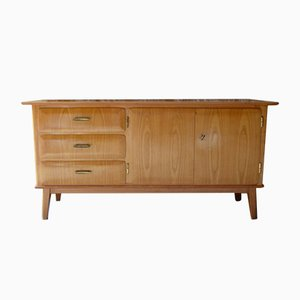 Vintage Sideboard with Compass Legs