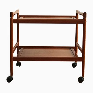 Mid-Century Bar Cart from Dyrlund