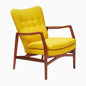 215 Sessel von Kurt Olsen für Slagelse Mobelvaerk, 1954