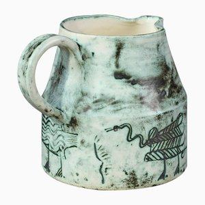 Mid-Century Keramik Krug von Jacques Blin, 1950er