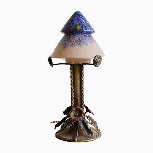 Jugendstil Schreibtischlampe, 1900er