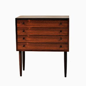 Chest of Drawers in Rosewood from Svend E. Jensens Mobelfabrik, 1960s