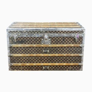 Damier Steamer Trunk from Louis Vuitton, 1900s