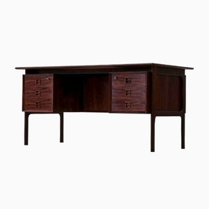Vintage Rosewood Desk by Arne Vodder for Sibast