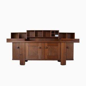 Mueble vintage grande de Silvio Coppola para Bernini