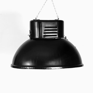 Vintage Industrial Hanging Lamp, 1970s