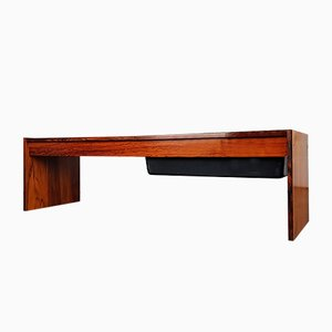 Vintage Danish Planter with Rosewood Veneer, 1960s