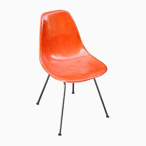 Sedia DSX di Charles & Ray Eames per Herman Miller, anni '70