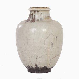Handgemachte Keramik Mobach Vase von Mobach, 1930er