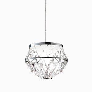 Lampe à Suspension Starnet SP 1 LED par Gianni Veneziano & Luciana di Virgilio pour Vistosi, 2015