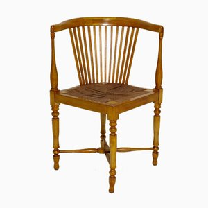 Antique Austrian Side Chair by Adolf Loos for F.O.Schmidt Vienna