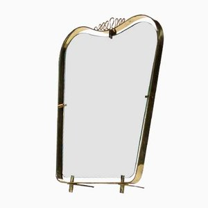 Serpentina Table Mirror, 1950s