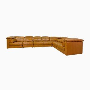 Modulares Mid-Century Patchwork Sofa von Laauser, 1970er