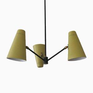 Lámpara de techo de Fog & Mørup, años 50