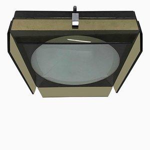 Italienische Deckenlampe von Veca, 1970er