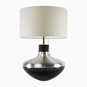 M1 Dark Blue Museum Lamp in Aluminum by Utopia & Utility