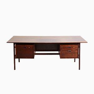 Danish Rosewood Executive Desk, 1970s