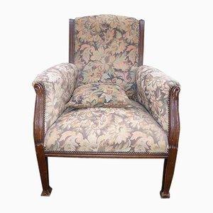 Vintage Belgian Art Deco Chair
