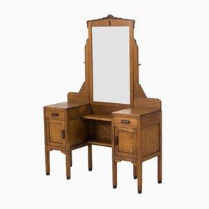 Table de Toilette Art Déco Ecole d'Amsterdam de Fa.Drilling, 1920s