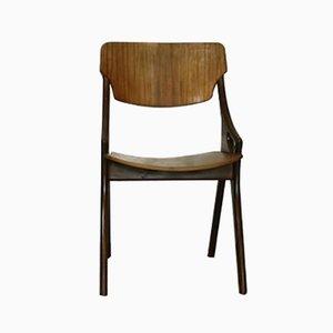 Chaise de Salon en Teck par Arne Hovmand Olsen pour Mogens Kold, 1960s
