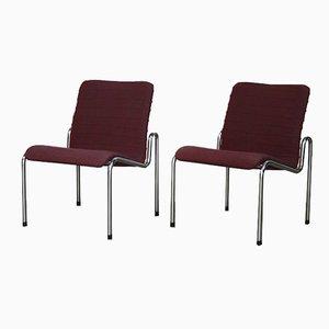 Modell 703 Stühle von Kho Liang Ie für Stabin, 1960er, 2er Set