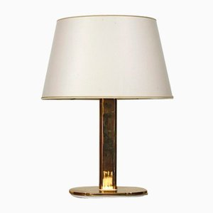 Brass Table Lamp from Staff Leuchten, 1970s