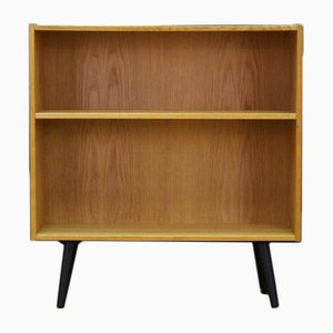 Vintage Scandinavian Ash Shelving Unit