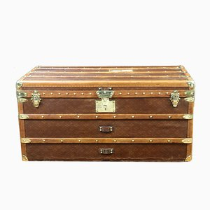 Steamer Trunk from Aux Etats Unis, 1930s
