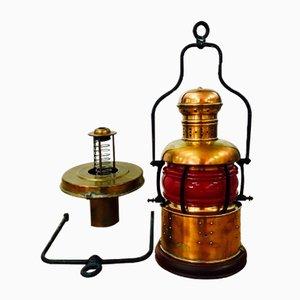 Lanterna da nave, fine XIX secolo